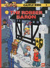 Castle Comic - The Robber Baron