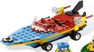 Hero Heroic Boat