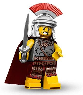 Commandant romain