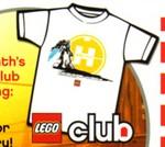 LEGO Club Meeting Shirt September 2010