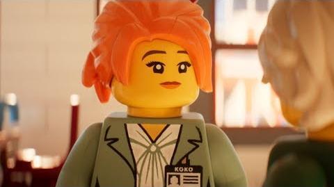 The LEGO NINJAGO Movie - Me & My Minifig Olivia Munn