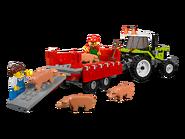 7684 La porcherie et le tracteur 3