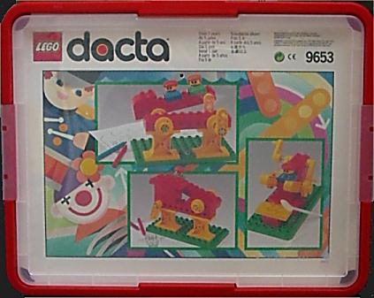 9653 Mechanical Toy Shop
