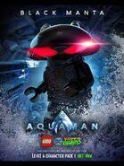 Black Manta DCEU Poster