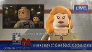 Lego Batman 2 Lex Luthor and Vicki Vale