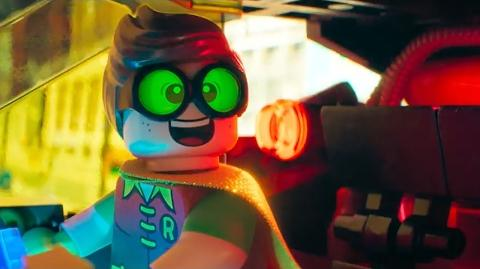 The LEGO Batman Movie - Wait Batmobile
