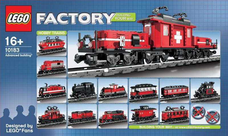 10183 Hobby Trains