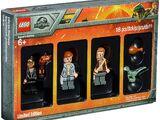 5005255 Jurassic World Minifigure Collection