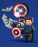 71031 Minifigures Série Marvel Studios 7