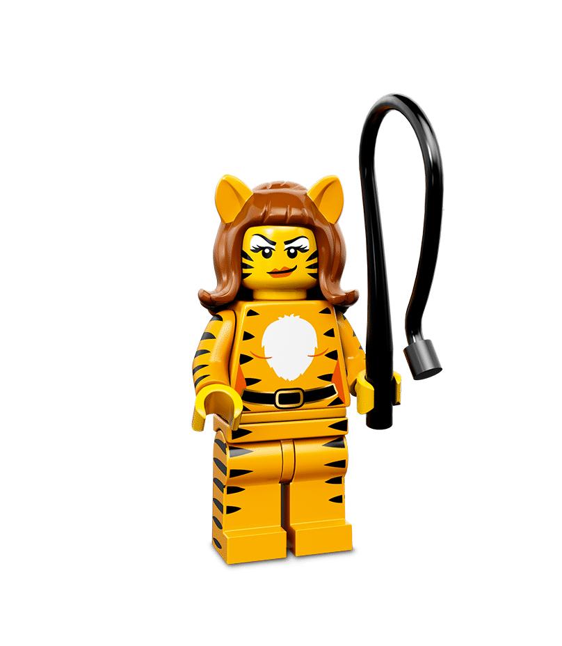Femme tigre