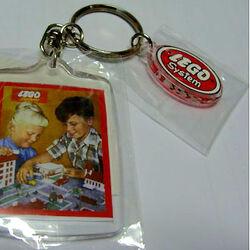4547289 1958 Photo Key Chain