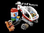 5794 L'hélicoptère de secours