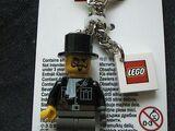 4224646 Sam Sinister Key Chain