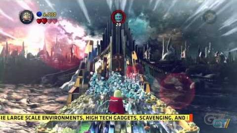 LEGO Marvel Super Heroes - E3 2013 Walkthrough