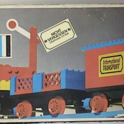 181 Train Set with Motor, Signals and Shunting Switch