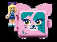 41665 Le cube chat de Stéphanie 2