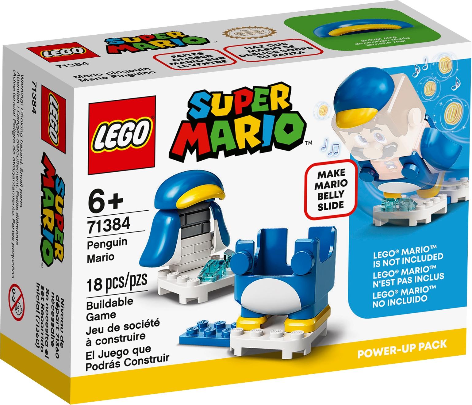 71384 Penguin Mario Power-Up Pack