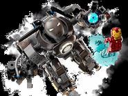 76190 Iron Man La destruction d'Iron Monger 3