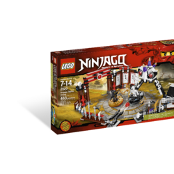 2520 Ninjago Battle Arena