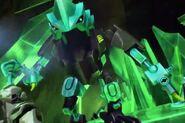 Crystal Beast animated