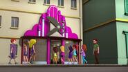 41093 Le salon de coiffure de Heartlake City