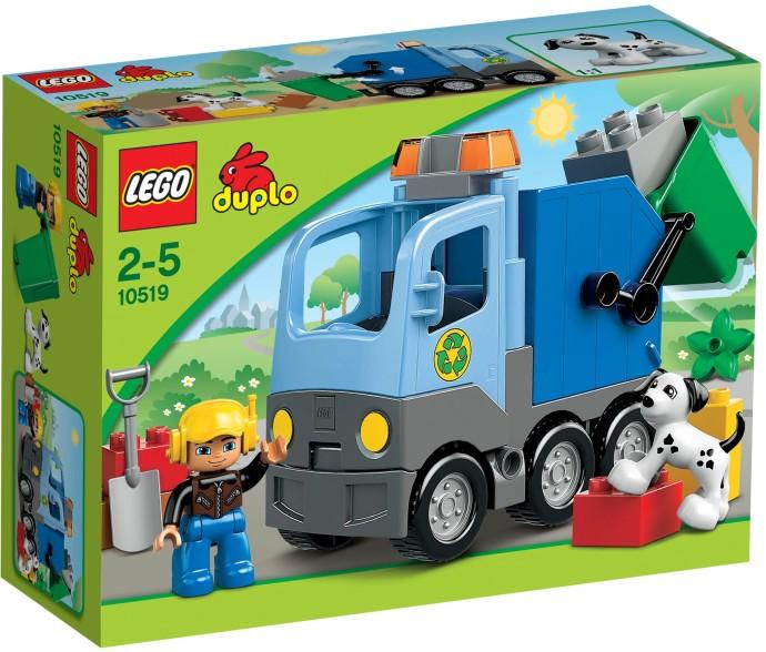 10519 Garbage Truck
