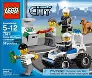 7279-Police-Minifigure-Collection