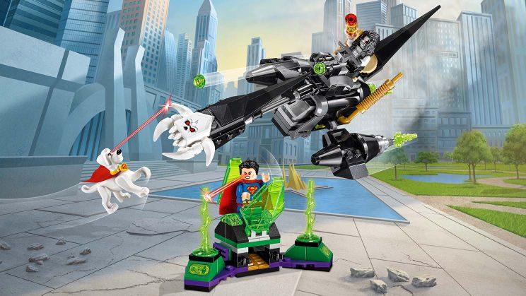 76096 L'union de Superman et Krypto