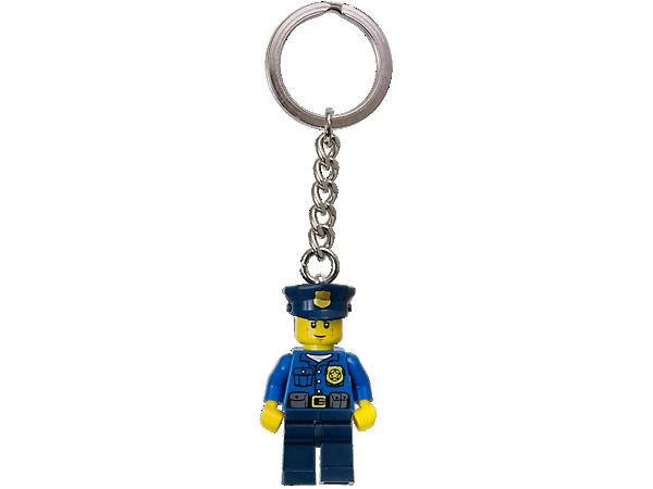 850933 Porte-clés Policier