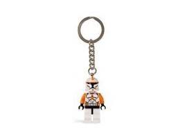 852355 Porte-clés Commandant Cody