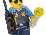 Elite Police Captain
