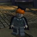 Ron (Déguisement Serpentard)-HP 14