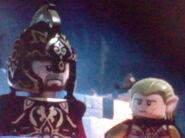 Theoden and haldir