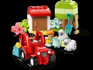 10950 Le tracteur et les animaux 2