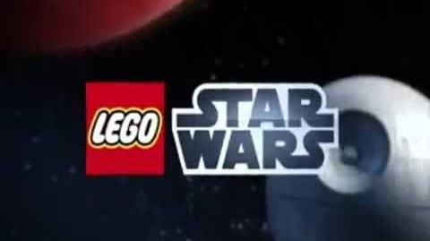 2012 LEGO Star Wars Tie fighter 9492