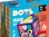41939 Bag Tag Dragon