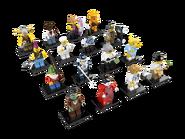 8804 Minifigures Série 4 2