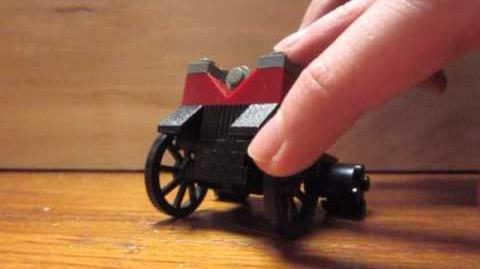 Armoured Ballista firing