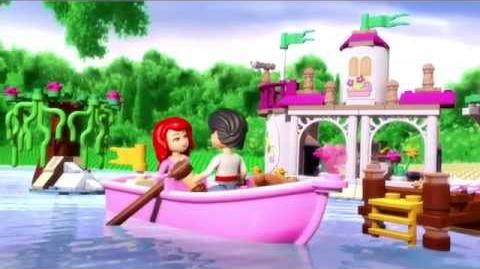 LEGO Brand Disney Princess Fairy Tale Adventure