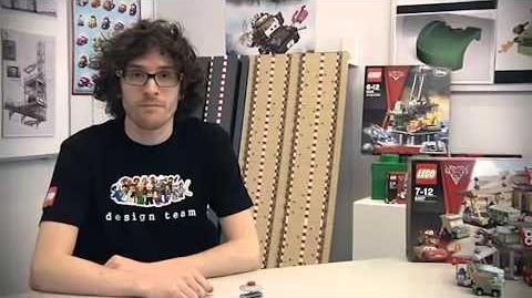 LEGO Cars Designer Video 9