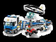 60244 Le transport de l'hélicoptère de la police 2