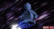 LEGO Marvel Super Heroes Surfer d'argent
