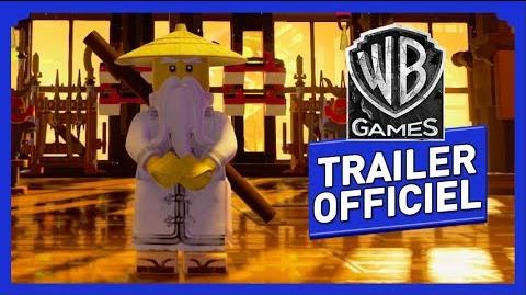 LEGO NINJAGO, le film le jeu vidéo - Trailer Officiel