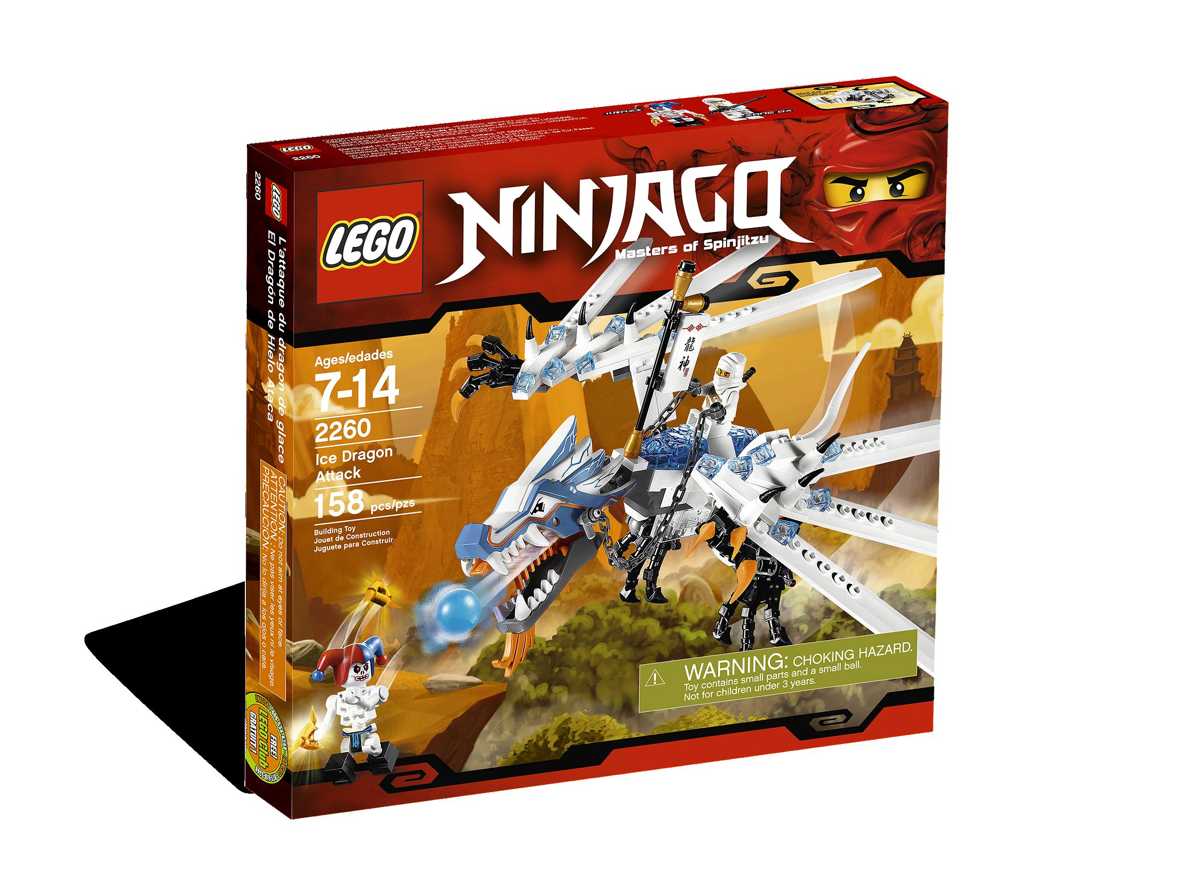 2260 Ice Dragon Attack