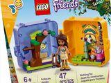 41434 Andrea's Jungle Play Cube