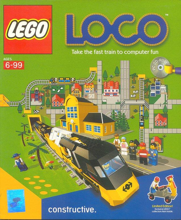 5701 LEGO Loco