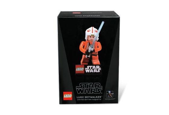 66254 Luke Skywalker Pilot Maquette