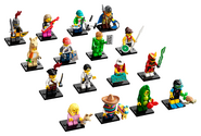 71027 Minifigures Série 20 2