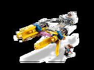 75258 Le Podracer d'Anakin - Édition 20ème anniversaire
