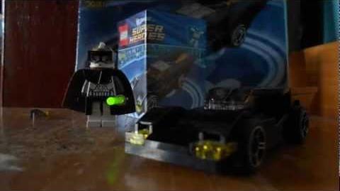 30161 Batmobile/Clone gunner commander jedi